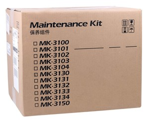 MK3130 M3550/FS4100/MK3130 MAINTENANCE KIT
